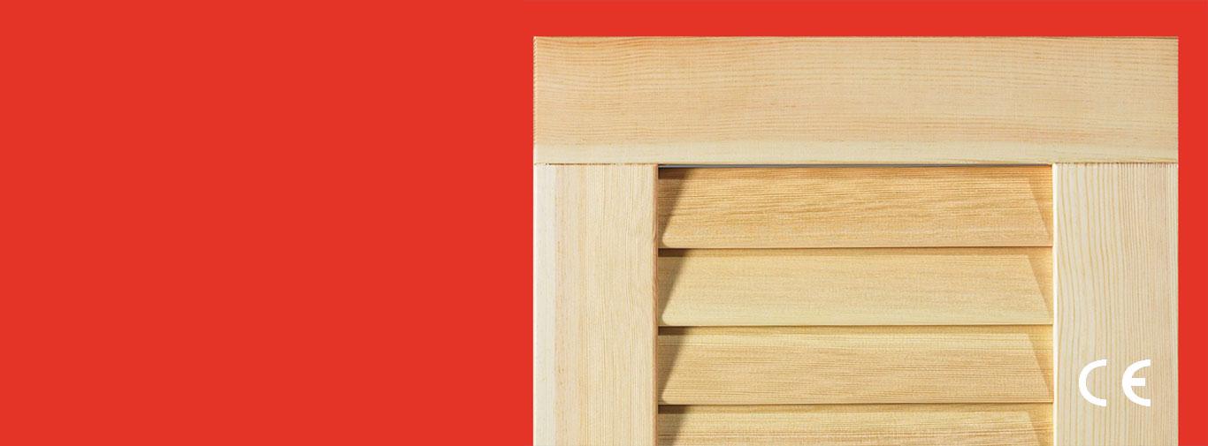 a blank gmbh fensterladen aus holz. Black Bedroom Furniture Sets. Home Design Ideas