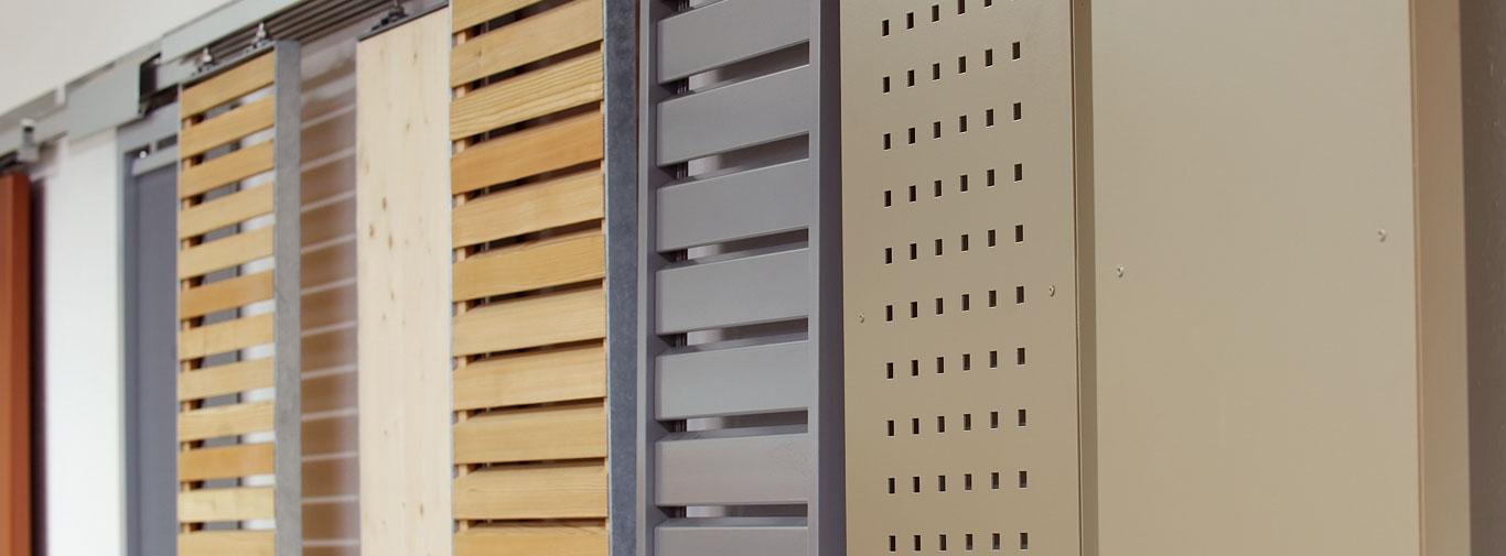 schiebeladen faltschiebeladen und montage von blank direkt ab fabrik motoren